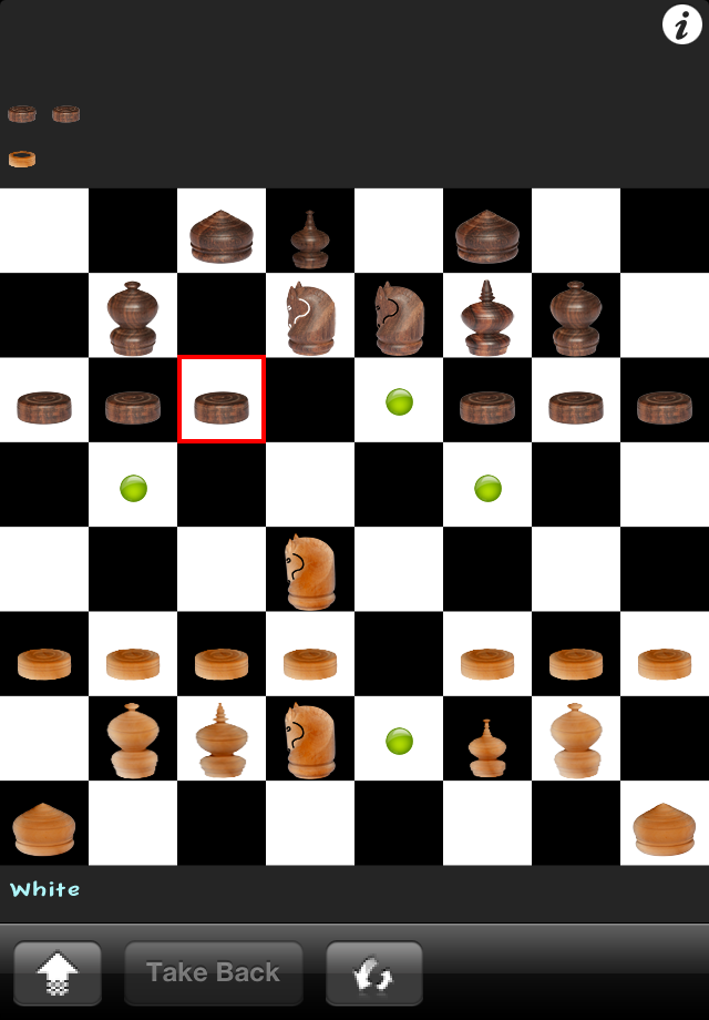 Screenshot iKhmerChess